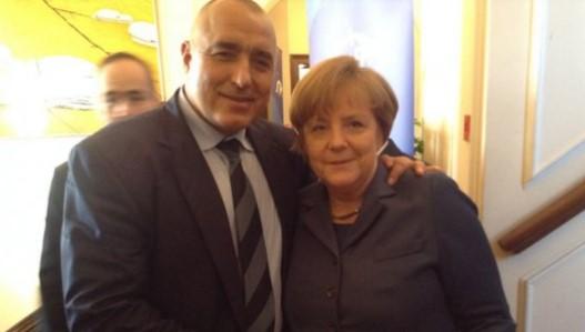 Ангела Меркел удари много силно рамо на Бойко Борисов. Германският канцлер му изпрати мощни машини (СНИМКА)