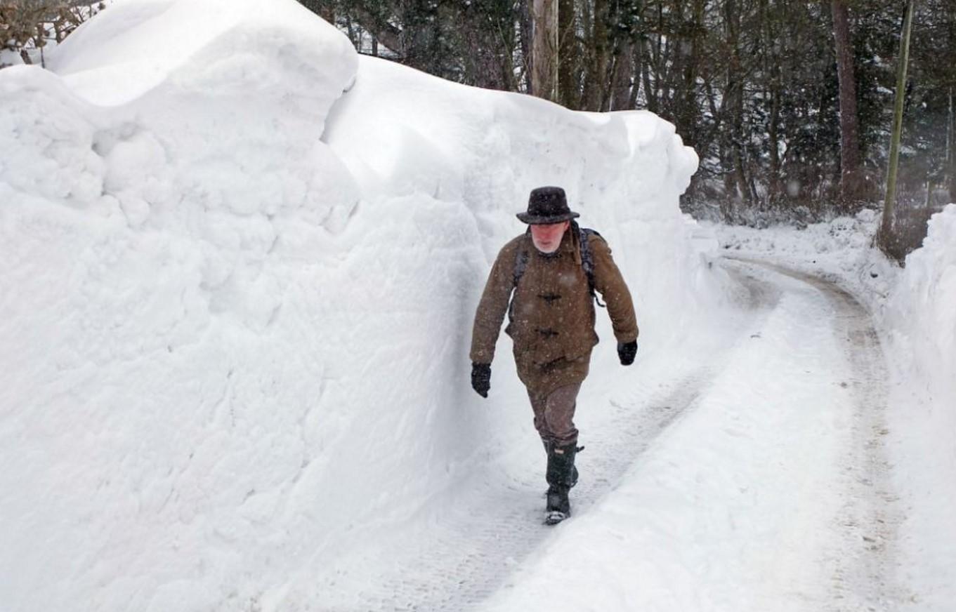 Снегът достигаше до чардака, а никой не мрънкаше! Зима е… Но не е моята зима… (ЧИТАТЕЛСКО ПИСМО)