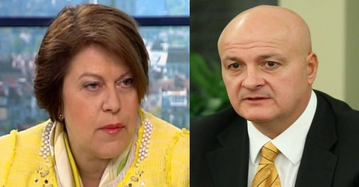 Татяна Дончева разгроми Шарлопов: Какъв български Тръмп си ти, бе, байо?