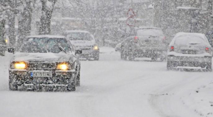 Лоши новини за всички шофьори! Химията е безсилна пред стихията. Ледът сковава пътищата ни