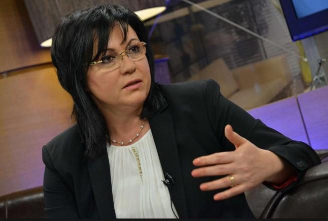 Извънредно. Корнелия Нинова влезе с бутонките напред на Бойко Борисов: Ще премахнем мутренското управление и…
