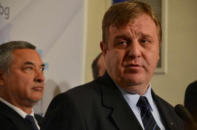 Преди минути. Каракачанов се опълчи на ГЕРБ: Предложението към президента Румен Радев е несериозно