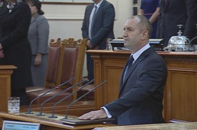 Румен Радев скандал