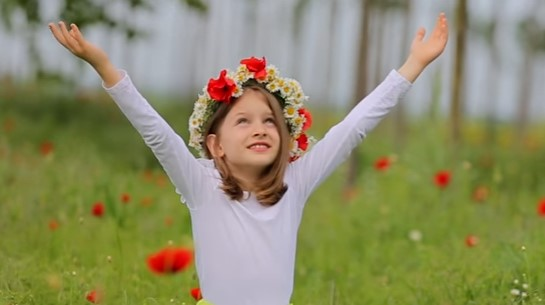 Браво! Вижте патриотичното изпълнение на 7-годишната София (ВИДЕО)