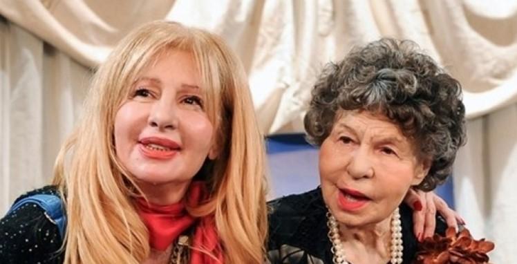 Дъщерята на Стоянка Мутафова: Щях да се самоубия! Изкарах акъла на мама, тя вдигна кръвно