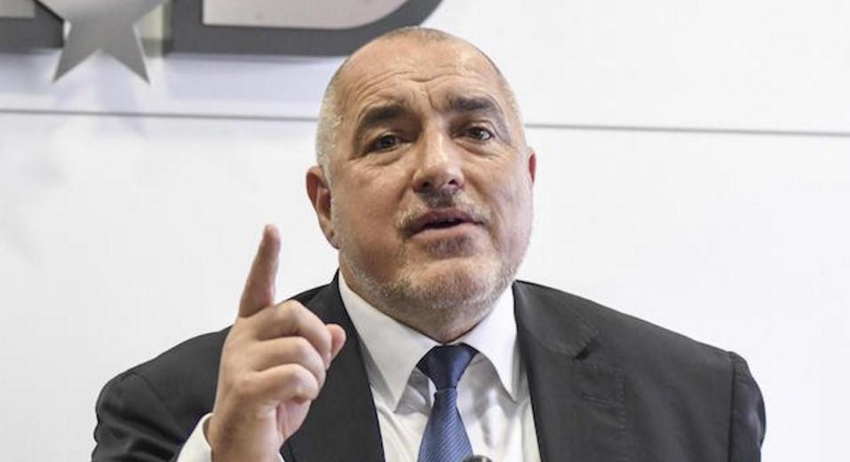 Борисов Левски избори