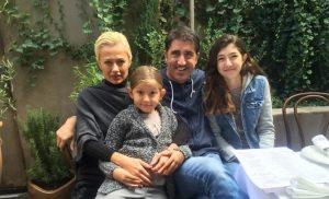 Башар Рахал се гордее с дъщеря гений и съпруга красавица (СНИМКИ)