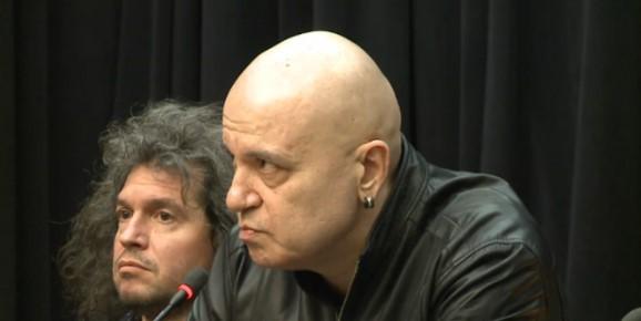 Гледайте в момента! Слави Трифонов казва истината за цензурата и ще влиза ли в политиката (ВИДЕО)