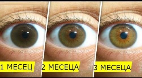 Забравете проблемите с очите с тези две чудни съставки