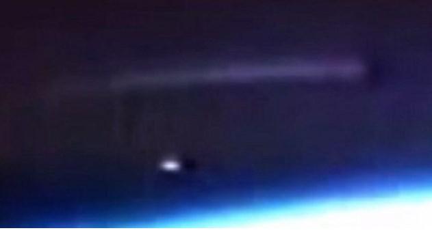 Мегакораб на извънземни е бил засечен от Международната космическа станция? (ВИДЕО)