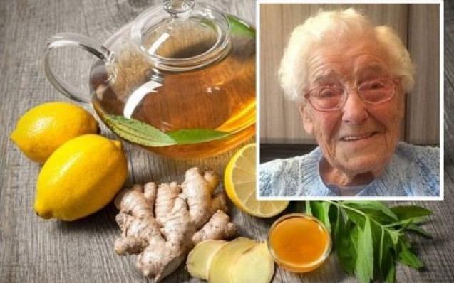 40 години не е била на лекар! Чудотворно домашно приготвено средство за защита, което ще ви направи дълголетници
