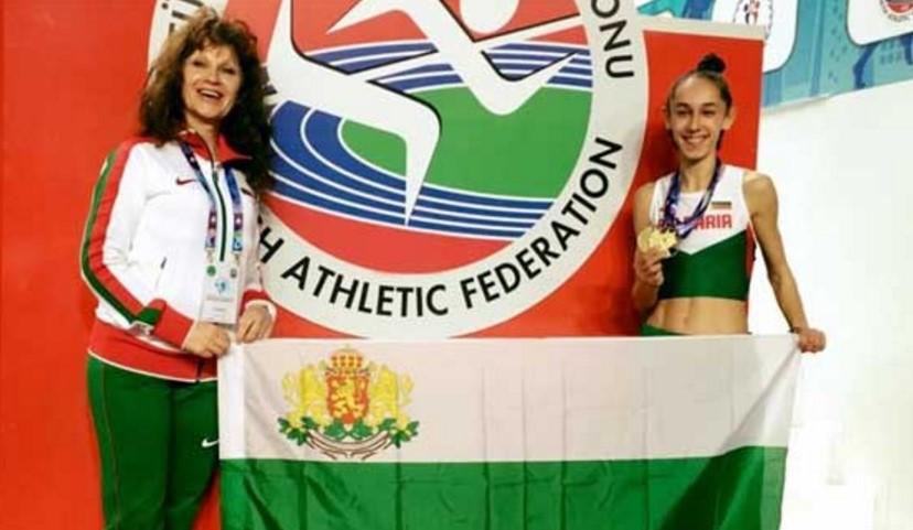 България е горда не само с Григор и гимнастичките! Детето-мълния строши още два рекорда