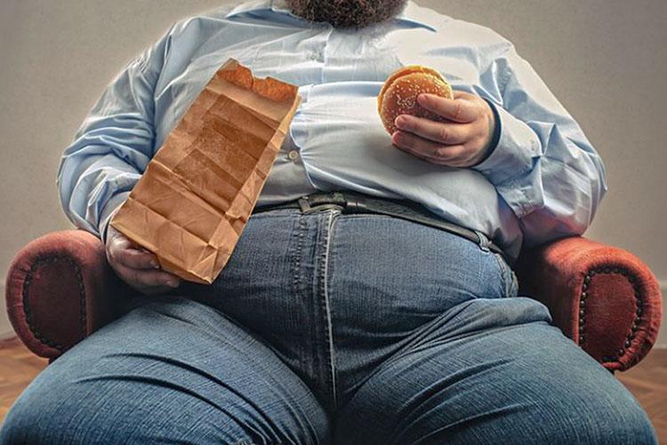 наднорменото тегло