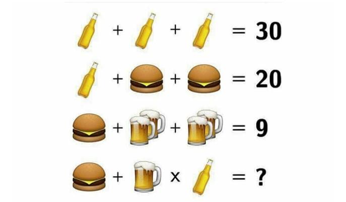 Едва 20% успяха да решат тази математическа задача. Надявам се вие да сте от тях?