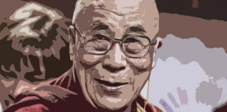 таблица на Далай Лама