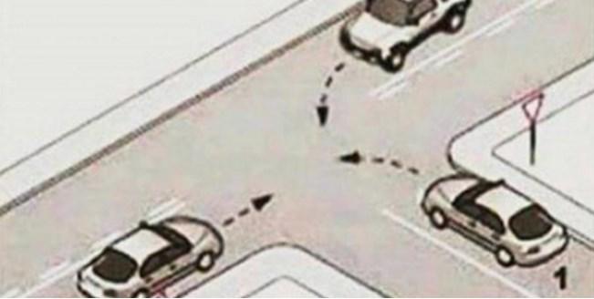 Да видим кой не е внимавал, докато е решавал листовки! По какъв ред трябва да минат колите?