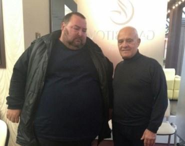 Феномен: Мъж свали 85 кг с ядене и опроверга лекарите, че ще умре след 2 дни