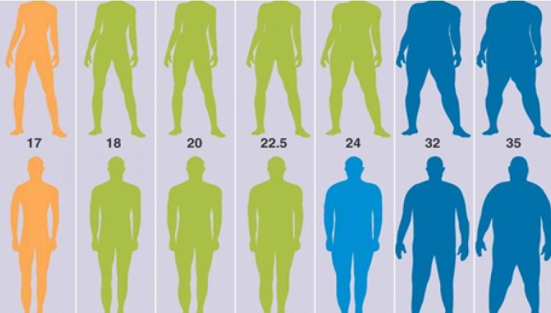 Ето как да пресметнете идеалното за вас тегло и границите, в което то следва да варира според възрастта ви (ТАБЛИЦА)