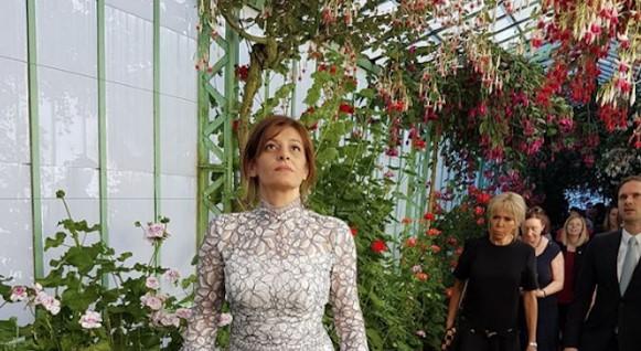 Съпругата на президента Румен Радев Десислава влезе в кадър, който стана тотален хит (СНИМКА)