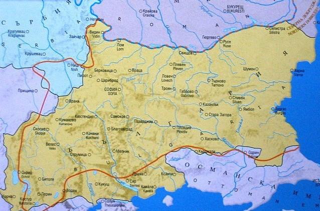Шаман от Мурманск пророкува нова могъща империя с участието на България (КАРТА)