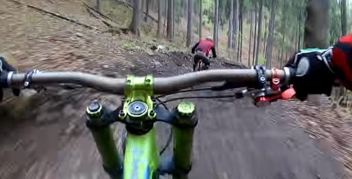колоездач