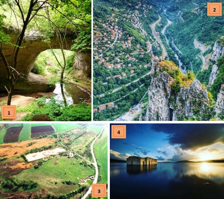 Четири уникални места в България, за които не сте и подозирали (СНИМКИ)