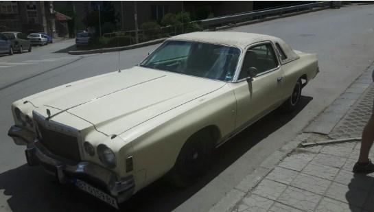 Великотърновец си докара от САЩ кола, каквато досега в България никога не е имало (СНИМКА)