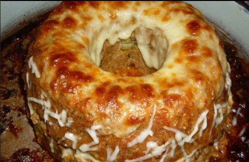 Днес ще приготвя за обяд любимият на мен и децата ми кекс от кайма, рецептата ще споделя с вас точно сега