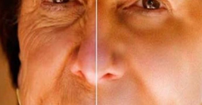 Естествена маска за лице