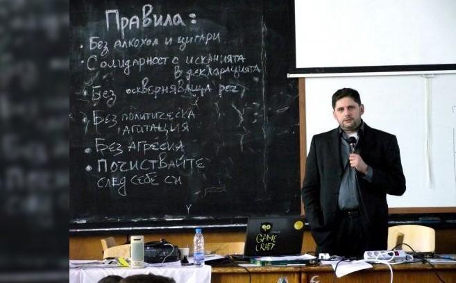 Тъжна вест. Внезапно почина един от най-добрите български юристи. Последен поклон!