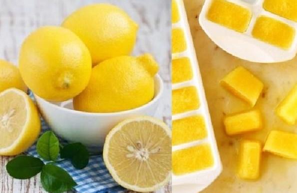 От години пия вода с лимони. Колежка обаче ми разкри тайната на замразяването, а ефектът е поразителен