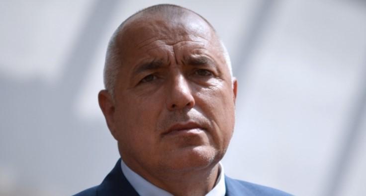 борисов земетресение подаде оставка