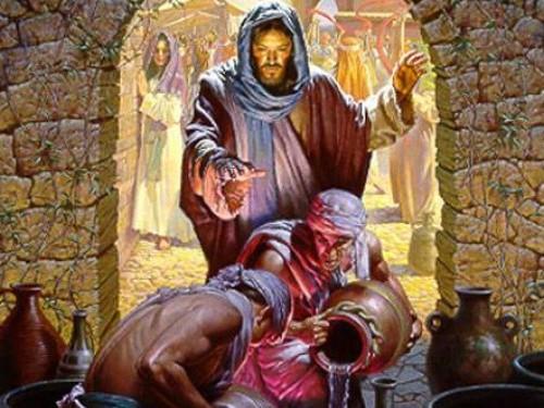 Изумително откритие: израелски археолози доказват, че Исус наистина е можел да превръща водата във вино!