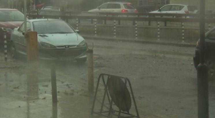 """Синоптици биха тревога: Смъртоносната буря, причинена от """"Катя"""", ще се повтори днес, дебне ни и друга голяма опасност (КАРТА)"""