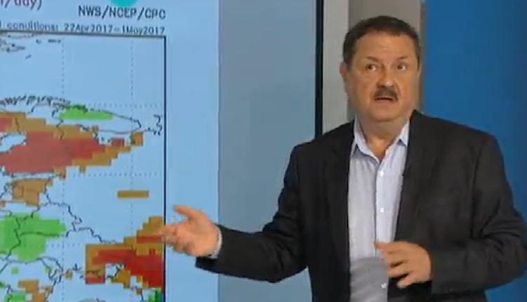 """Климатологът Георги Рачев: Всички се вторачиха в """"Ирма"""", а пропуснаха стихията в Тоскана, която утре ще достигне България"""