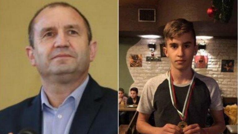 Румен Радев праща сина си в баровско училище – президентът затяга дисциплината на осмокласника Георги