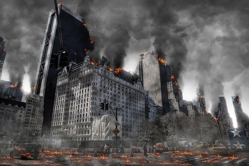 Известен ясновидец със страшно пророчество: Задава се Апокалипсис! Сградите ще се чупят като чипс, хората ще умират масово
