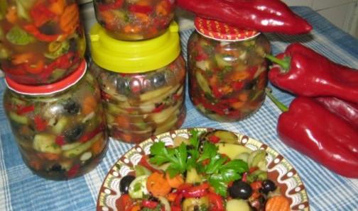 Туршия – гръцка салата стана хит в Интернет! Адски вкусна е, а рецептата е супер лесна
