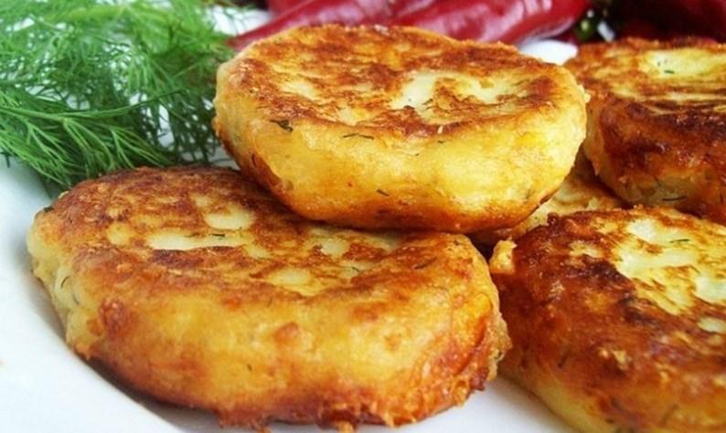 сиренки с кашкавал
