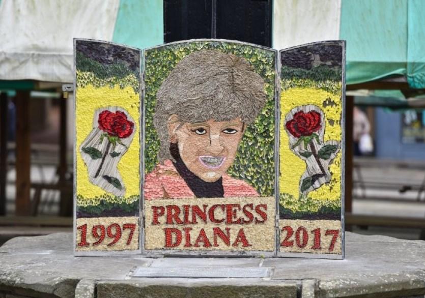 Страшна гавра с паметта на Даяна! На Острова настръхнаха срещу модерен паметник на принцесата (СНИМКА)