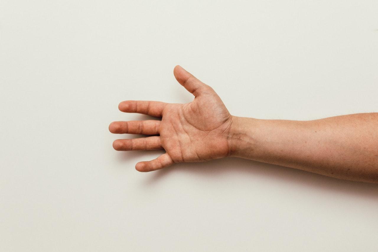 дланите здраве здравословно състояние