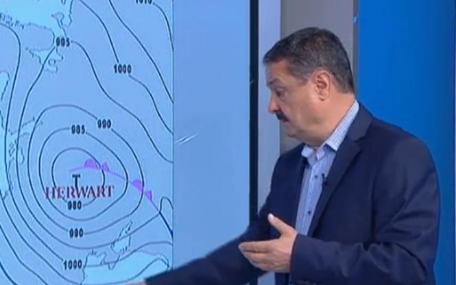 Климатологът доц. Георги Рачев обяви ще спре ли ураганният вятър: Идва нов циклон, а с него и снеговалежи