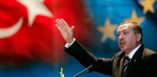 Ердоган Макрон