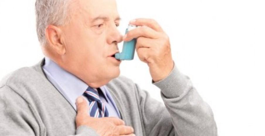 бронхиалната астма