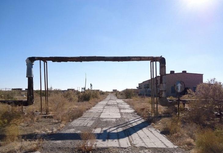 Този строго секретен тайнствен остров бе крит дълги години от СССР, но след това се превърна в смъртоносен кошмар (СНИМКИ)