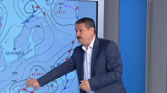 Топ климатологът доц. Георги Рачев разкри кога ще падне първият голям сняг и каква зима ни очаква