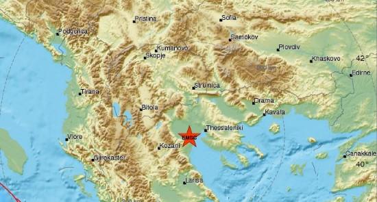 Около България стана страшно! Земетресения люляха Северна Гърция, Румъния и Турция, ето какво се очаква у нас