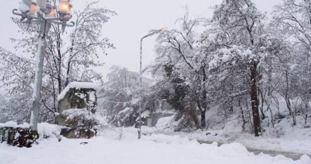 Идат сняг и урагани, живакът пада до –8 градуса! Оранжев код за бурен вятър стяга страната