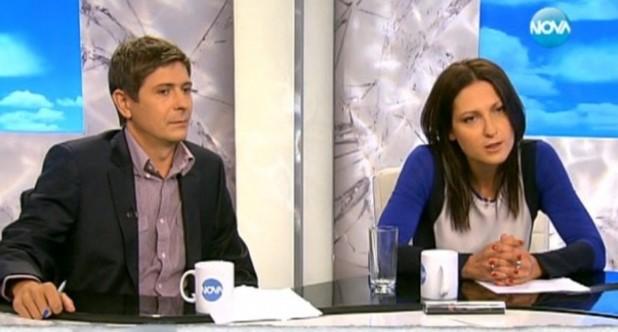 Завесата падна! Нова ТВ разкри истината за Ани Цолова и Виктор Николаев и каза откъде са парите за апартамента на водещия