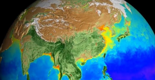 НАСА предрече ужасяващо бъдеще за земята и предупреждение към човечеството (ВИДЕО)